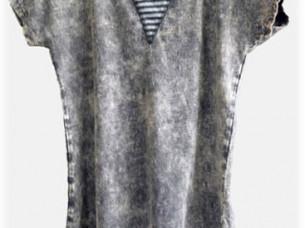 Organic Cotton Designer Die T Shirt..