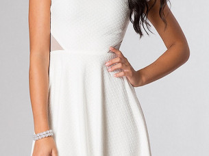 Ladies Short Dress..