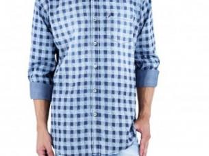 Mens Plain Printed Shirt..
