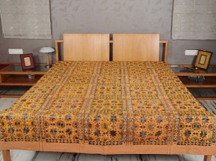 Decor Beautiful Heavy Embroidered Bedspreads Designer Beds..