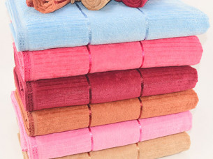 Cotton Bath and Beach Towel From Direct Supplier..