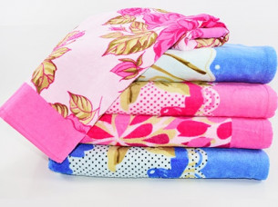 Cotton Bath Printed Towel With High Quality..