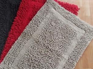 Eco friendly Softy Texture Chennile Loop Bathmats..
