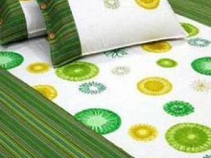 Cotton Printed Bed Sheet..
