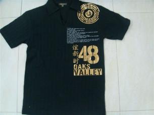 Cotton Printed Mens T Shirt..