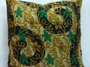 Vintage Kantha Cushion Covers..