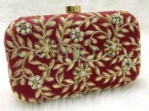 Designer Clutch Bag..