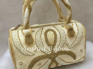 Partywear Fancy Handbag..