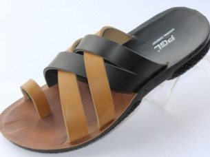 Gents Footwear Synthetic Leather Slippers..