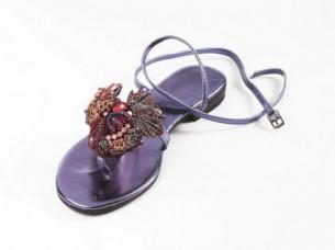 Flat Heel Stylish Ladies Sandals..