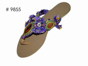Designer Ladies Handmade Sandals..