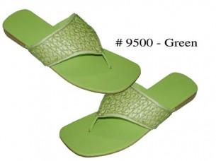 Handmade Beadwork Sandals For Women..