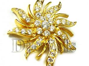 Diamond Pendant Set..