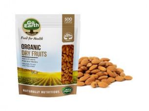 High Quality Organic Almonds..