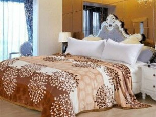 100% Polyester Coral Fleece Blankets..