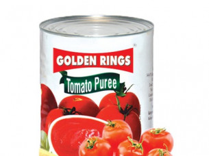 Tomato Puree Canned..