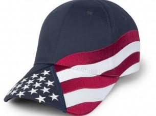 Custom USA Sports Caps..
