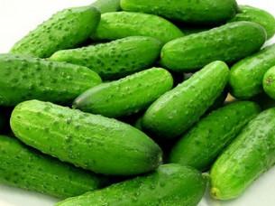 Assorted cucumber..