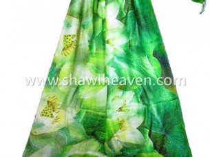 Hot Selling Digital Printed Scarf..