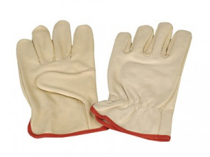 Leather Work Gloves..
