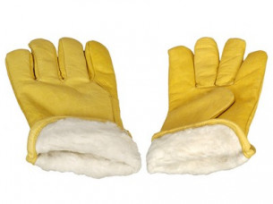 Driver Leather Gloves..