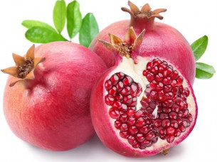 Fresh Pomegranate Fruits For Sale..