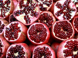 Fresh Red Delicious Pomegranates Exporter..
