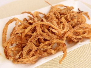 Fried Onion Granules..
