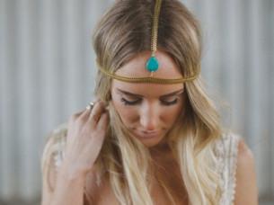 Designer Girls Hair Head Jewelry..