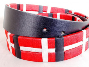 Polo Style Best Quality Leather Waist Belt..