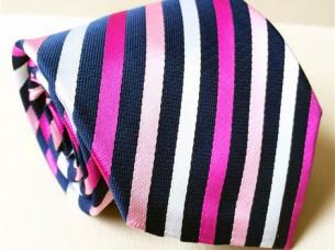 New Arrival 100% Silk Striped Men Tie..