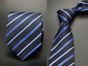 Newest Formal Classic Style Stripe Men Ties..
