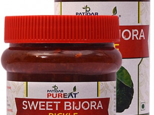Sweet Bijora Pickle..