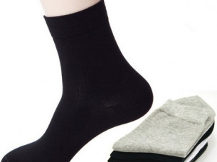 High Quality Combed Cotton Men Socks..