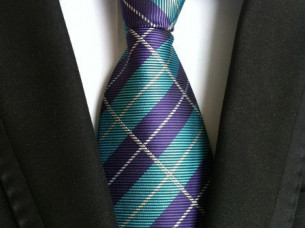 Unique Men Fashion Stripes Formal Ties..
