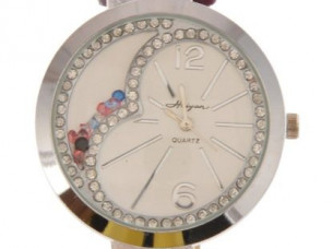 Fashionable Leather Strap Watch WTH59..