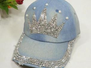 Women Casual Crown Fashion Summer Caps..