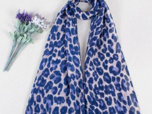 Leopard Print Fashionable Women Scarves..