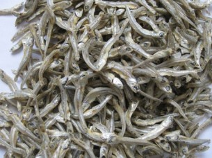 Dried Anchovies..