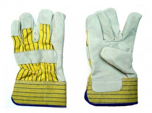 Leather Working Gloves..