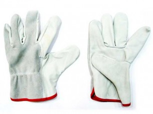 Industrial Leather Safety Gloves..