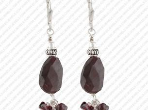 Earring Crystal Jewelry..