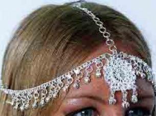 Head Jewelry Belly Dance Jewelry..
