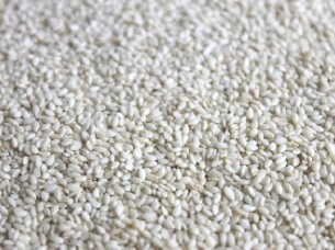 White Sesame Seeds..