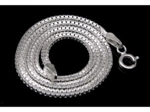 Slim Real 925 Sterling Silver Ankle chain Anklet - Single ..