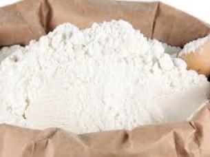 Dry Wheat Flour..