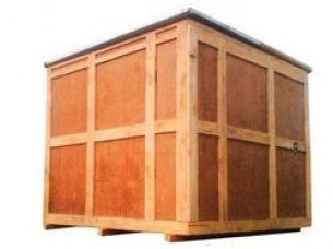 Plywood Box..