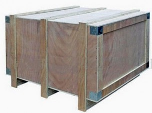 Plywood Wooden Packing Box..