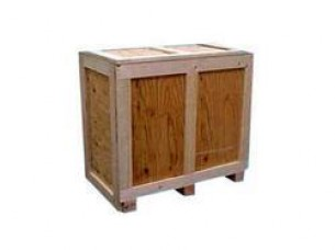 Wooden Plywood Box..
