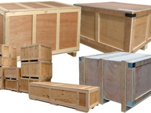 Custom Plywood Box..